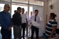 SAĞLIKLI BESLENME - Kırıkhan'da Sağlık Bilgilendirme Ziyaretleri