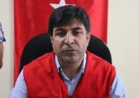 TERÖR MAĞDURU - Kızılay Şubesi'nden Terör Mağdurlarına Yardım Kartı