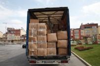 ÇAMAŞIR MAKİNESİ - Küçükçekmece'den Makedonya'ya Sel Yardımı