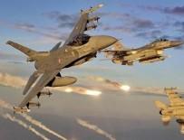 HAVA OPERASYONU - Kuzey Irak ve Çukurca'ya operasyon