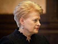 LITVANYA - Litvanya'dan AB'ye sert eleştiri