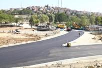VİTRİN - Mithatpaşa Mahallesindeki Asfalt Çalışmalarında Sona Gelindi