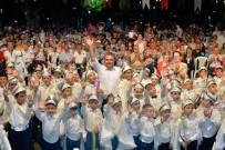 SÜNNET DÜĞÜNÜ - Muratpaşa'da  403 Çocuk Erkekliğe İlk Adımı Attı