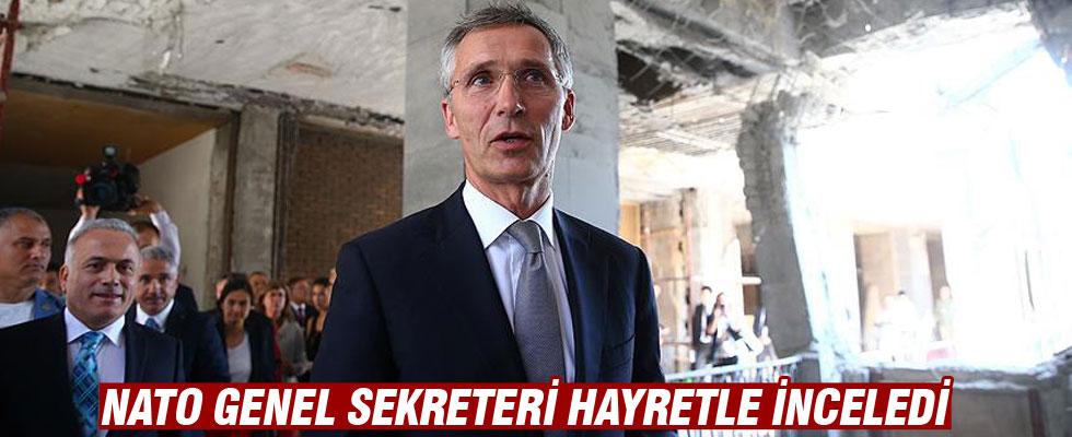 Ինչով է զբաղված Սթոլթենբերգը Թուրքիայում. Տեսանյութ