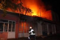 CEMEVI - Nazilli'de Korkutan Yangın