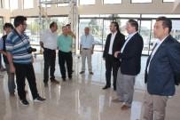 STRATEJI - Nazilli Ticaret Odası, Yeni Hizmet Binasını Tanıttı