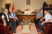 Şehit Aileleri Derneği, Başkan Arslan'ı Ziyaret Etti