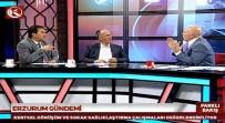 MEHMET SEKMEN - Sekmen Açıklaması 'Erzurum Ticaret Ve Sanayinin Merkezi Olacak'