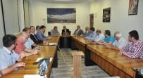 AHMET CENGIZ - Seydişehir'in Yüksek Öğretim Sorunları Masaya Yatırıldı