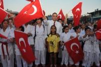 KARATE - Tarsus'ta Yaz Spor Okulları'na Katılan Sporculara Sertifika