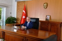 SÜLEYMAN KAMÇI - Vali Süleyman Kamçı'nın 'Kurban Bayramı' Kutlama Mesajı