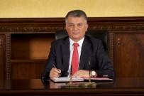 ERSIN YAZıCı - Vali Yazıcı'dan Bayram Kutlaması