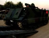 NURETTIN BARANSEL - Zırhlılar Gaziantep'e taşındı