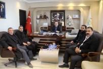 ATSO Başkanı Demirci Açıklaması 'Büyük Marketler, Esnafı Göçe Zorluyor'