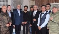 HAKKARİ VALİSİ - Bakan Soylu, Yüksekova'da Telsizden Polislerin Yeni Yıllını Kutladı