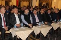 EMRAH ÖZDEMİR - Belediye Başkanı Akdoğan'ın 'Değerlendirme Ve Bilgilendirme Toplantıları' Devam Ediyor