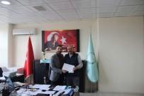 Burhaniye'de Üniversite Oteli'nde Yılbaşı Kutlaması