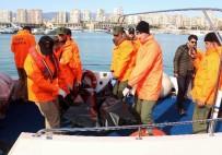 YALıNAYAK - Denize Düşerek Kaybolan Gencin Cesedi Bulundu