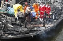 KAÇAK MÜLTECİ - Endonezya'da tekne faciası: 23 ölü