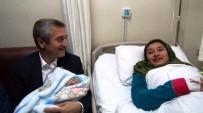 UMUTLU - Gaziantep'te 2017'Nin İlk Bebeği Yakup Sergen Oldu