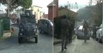 KURUÇEŞME - İhbar Geldi, Polis Şüphelinin Peşine Düştü