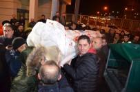 İstanbul'daki Saldırıda Hayatını Kaybeden Seymen'in Cenazesi Memleketi Trabzon'a Getirildi