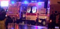 OKMEYDANı - İstanbul'daki Saldırıda Yaralılar Var