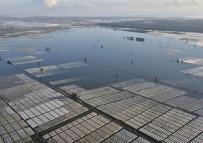 KAZANLı - Mersin'deki Felaket Havadan Görüntülendi