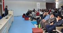 GÖZLEME - NEÜ'de Ün Şef Hüseyin Bölük 'Yaşayan Mutfak'I Anlattı