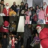 ORÇUN - Noel Babalar Konak Sokaklarında
