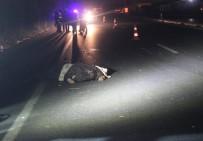 MOBESE KAMERALARI - Plakası Belirlenen Tır Sürücüsü Polise Teslim Oldu