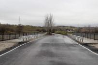 MEHMET YAŞAR - Salmanlı'da Köprü Ve Asfalt Çalışmaları Tamamlandı