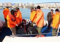 YALıNAYAK - Selfie Çekerken Denize Düşen Gencin Cesedi Bulundu