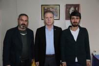 UĞUR YIĞIT - Vali Gül, İHA Sivas Temsilciliği'ni Ziyaret Etti
