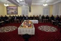 Vali İsmail Ustaoğlu, Veli Şaban Mahallesi Sakinleriyle Bir Araya Geldi