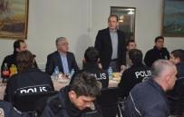 POLİS MERKEZİ - Vali Taşyapan, Yeni Yıla Nöbete Giren Güvenlik Güçlerini Ziyaret Etti