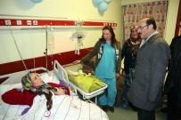 KEMAL YURTNAÇ - Yozgat'ta Yılın Son Bebeğine Demokrasi Şehidi Halis Demir'in İsmi Verildi