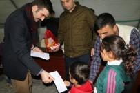 600 Suriyeli Yetim Çocuğa Nakdi Yardım Yapıldı