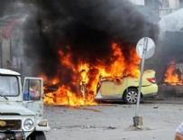 TALIBAN - Afganistan'da çifte patlama: 21 ölü, 45 yaralı