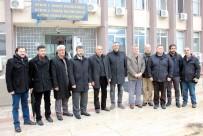 ADNAN MENDERES - AK Parti Aydın'daki Su Zammını Yargıya Taşıdı