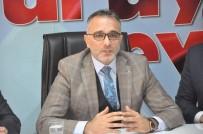 AK Parti Gebze İlçe Teşkilatı, Basın İle Bir Araya Geldi