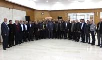 REFERANDUM - AK Parti Teşkilatı Basın Mensuplarıyla Bir Araya Geldi