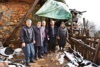 KıŞLAK - Aladağ Yangınının Acılarını Azaltmak İçin Ailelere Destek Sürüyor