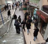 ŞEKERHANE MAHALLESİ - Alanya'da İş Yerine Silahlı Saldırı