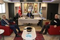 GÖKHAN KARAÇOBAN - Alaşehir'in Yatırımları Konuşuldu