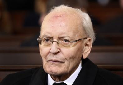 Almanya'nın eski Cumhurbaşkanı hayatını kaybetti
