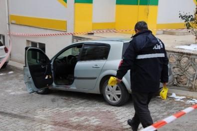 Amasya'da eski Ak Partili belediye meclis üyesine aracında infaz