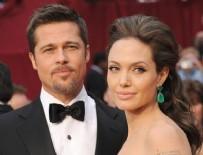 BRAD PİTT - Angelina Jolie ve Brad Pitt boşanma için anlaşmaya vardı