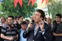 İBRAHIM AYDEMIR - Aydemir Açıklaması 'Erzurum Basını Milli İradenin Sesi'dir'