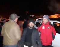 MAHSUR KALDI - Balıkesir'de Mahsur Kalan Çobana 3 Gün Sonra Ulaşıldı